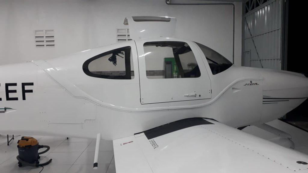 VANS RV-10's Parachute System | BRS Aerospace